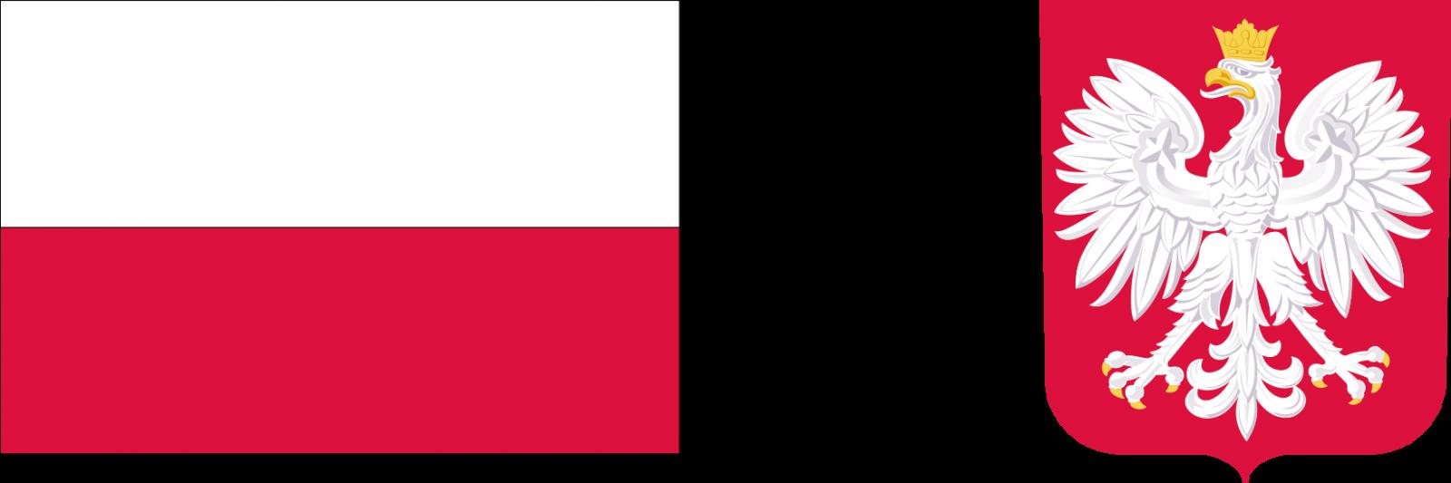 Flaga i Herb Polski
