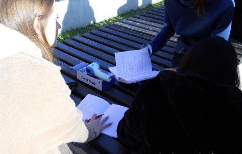 Uczniowie ZSiPO w Nysie wzili udziaB w projekcie From Globe to Erasmus