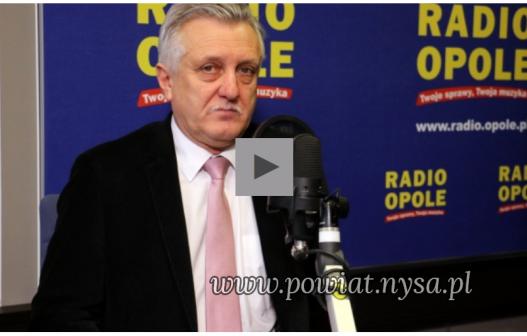 """ICzesław Biłobran w programie """"Poglądy i osądy"""""""