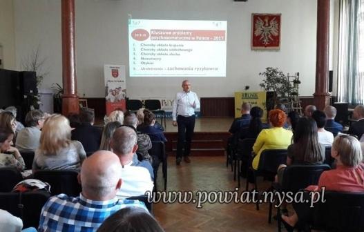 IKonferencja dotyczaca przeciwdziałaniu narkotykom