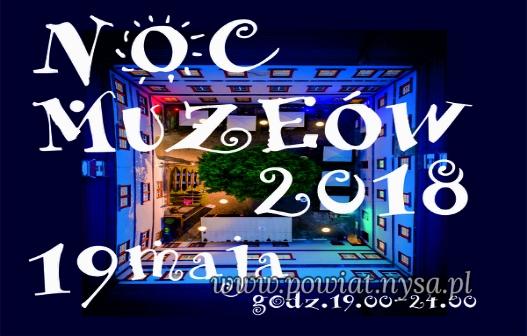IZa nami wyjątkowa noc w Muzeum Powiatowym w Nysie