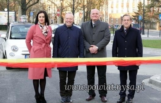 IPiękna ul. Piastowska już otwarta