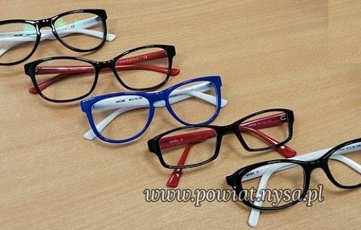 IBezpłatne okulary korekcyjne dla dzieci i młodzieży