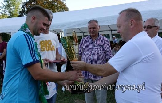 """IXVI Turniej Piłki Nożnej Seniorów o """"Puchar Starosty Nyskiego"""""""