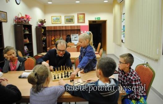 IRafał Ogiewka - szachowy mistrz z Nysy