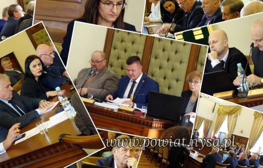 IPorządek XI sesji Rady Powiatu 30.10.2019
