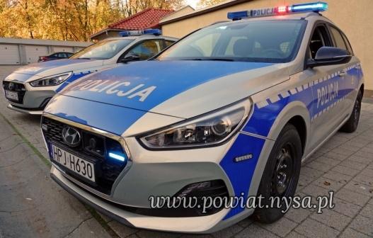 INowe, turbodoładowane radiowozy dla nyskiej policji