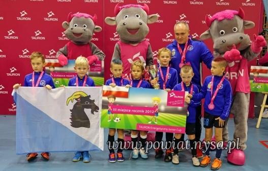 IDuży sukces młodych piłkarzy z Głuchołaz