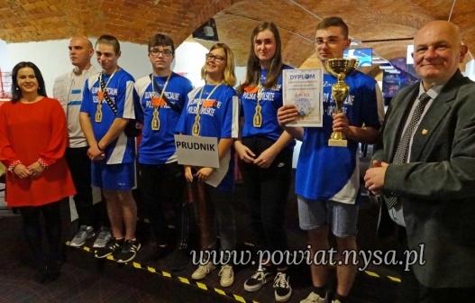 II Mistrzostwa w Kręglach Szkół Specjalnych