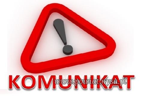 IKomunikat w sprawie grypy ptaków A/H5N8/