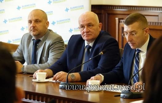 """IWalne Zgromadzenie Członków Stowarzyszenia """"Subregion Południowy"""""""