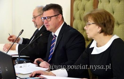 IPorządek XV sesji Rady Powiatu 3.02.2020