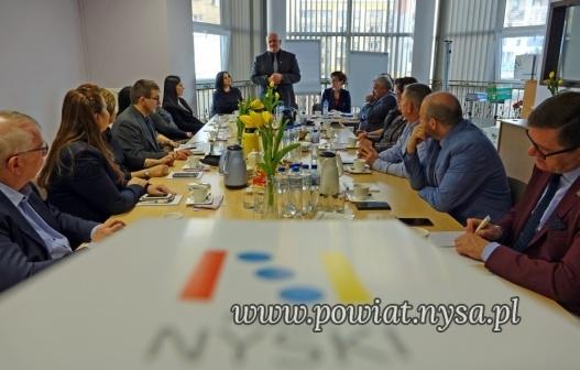 IOgólnopolskie spotkanie przedstawicieli PCPR i MOPR