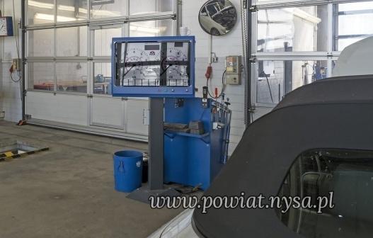 IGodziny otwarcia Stacji Kontroli Pojazdów w Powiecie Nyskim