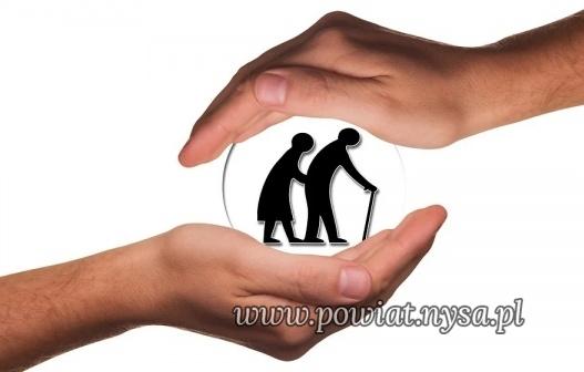 IMaseczki ochronne trafią do seniorów