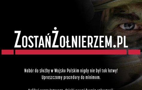 ZostaD {oBnierzem Rzeczypospolitej – rusza nowy system rekrutacji