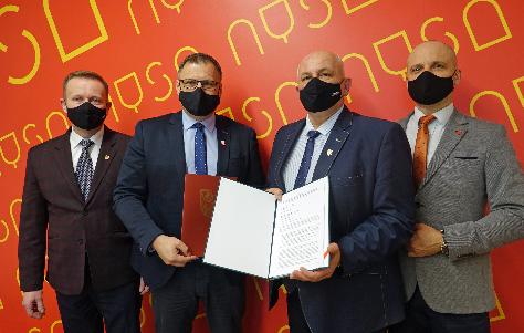 Porozumienie na przebudow Centrum Przesiadkowego podpisane