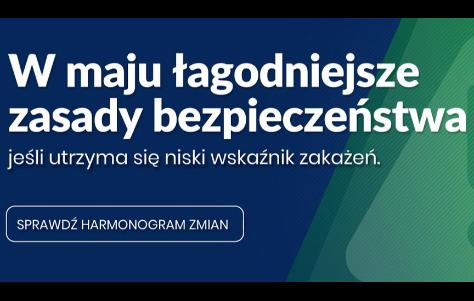 Znoszenie obostrzeD!  - Starostwo Powiatowe w Nysie