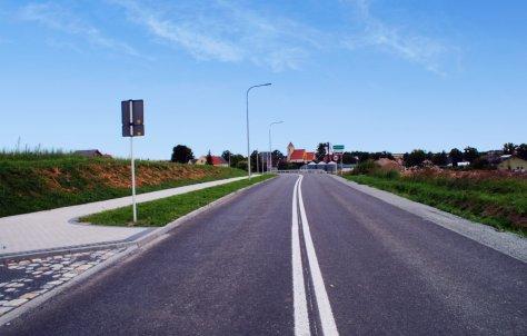 Kolejna inwestycja drogowa zakoDczona