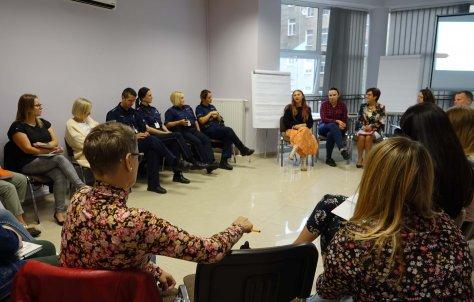 Za nami pierwsze z cyklu szkolenie z przeciwdziaBania przemocy w rodzinie